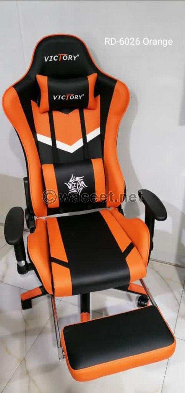 كرسي جيمينج جديد