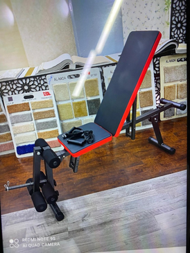 Brand new adjustable gym chair for sale