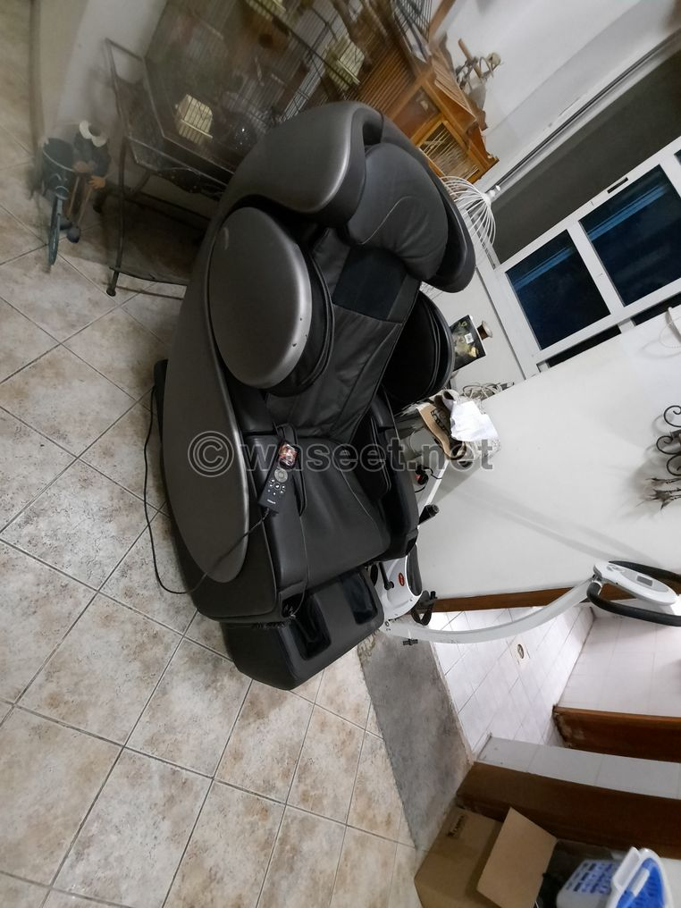 Luxury Massage Chair with Remote Control for Sale 6