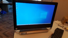 كمبيوتر دسك توب HP تاتش سمارت للبيع...