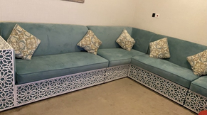 Excellent used sofa 13