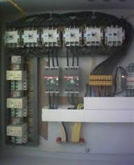 معلم كهرباء صناعية