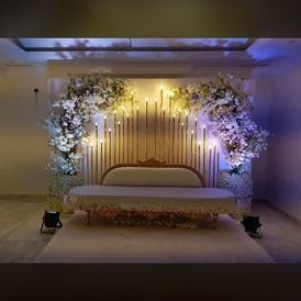 Kush Wedding Chairs and Tables