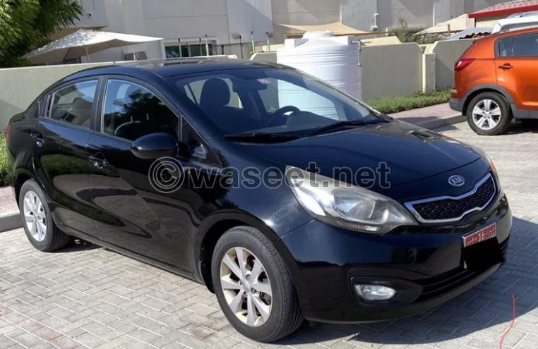 كيار ريو  2012 للبيع 0
