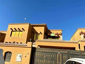 Villa for rent in Al Rawda Ajman