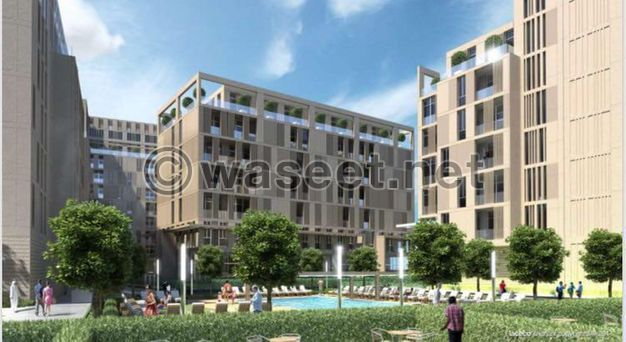 Apartments for sale in Al Muwaileh