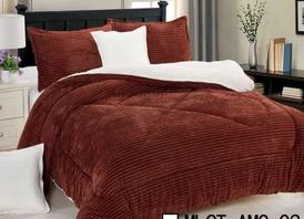 Velvet comforters 8