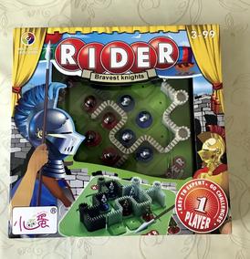 Mind game: Rider