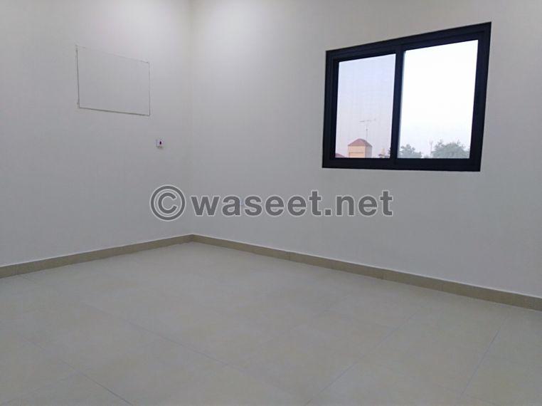 للايجار شقة في الرفاع ابوكوارة الكهرباء مدعومة