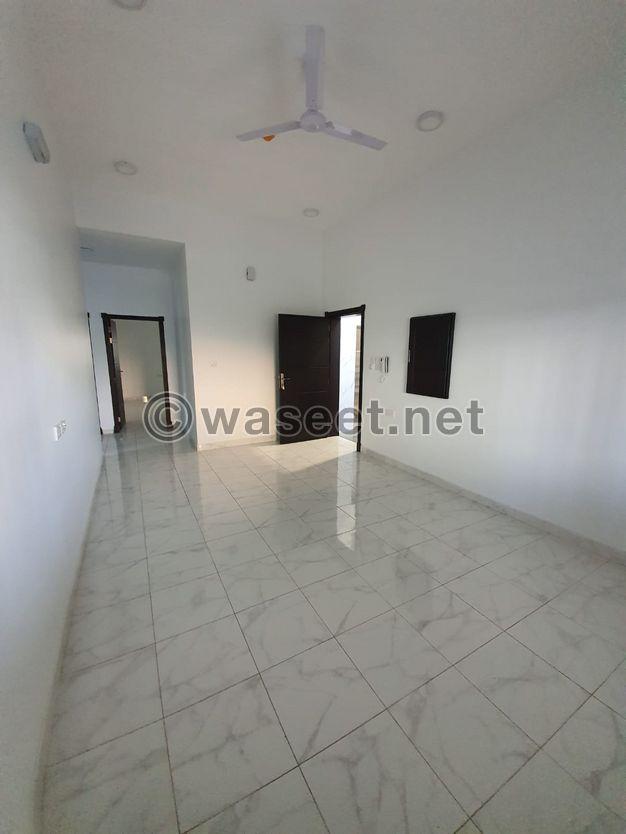 للايجار شقة في مدينة حمد دوار 13