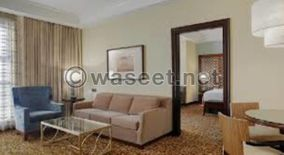 Apartment for rent fully furnished in Mohandeseen