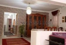 For Rent Furnished Apartment In Mossadak Street Cairo