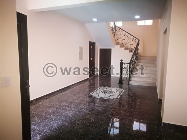 For rent Villa Mohammed bin Zayed excellent finishing