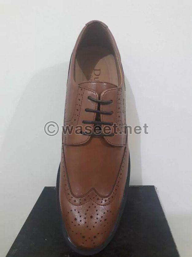 للبيع أحذية رجالية ماركة