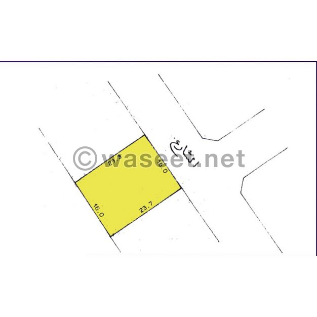 Commercial land for sale in West Aker