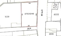 Land for sale on two streets in Salmabad