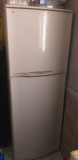 For sale a small refrigerator