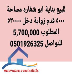 For Sale Abu Shagara Building