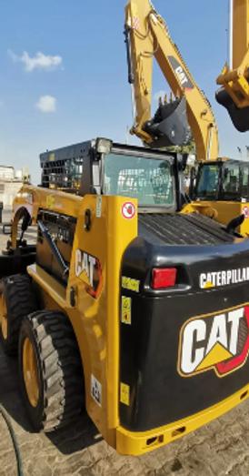For sale Bobcat caterpillar