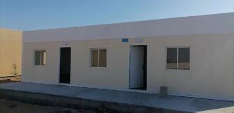 للبيع بيوت جاهزة