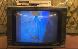 للبيع تلفزيون ميتسوبيشي قديم