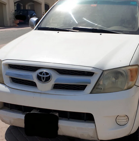 For sale Toyota Hilux 2006