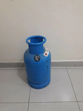 For sale a small gas jar