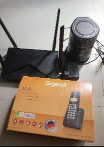 للبيع جهاز Gigest A220 تليفون ارضي