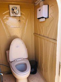 للبيع حمامات فيبر العدد ٢ الحجم الكبير