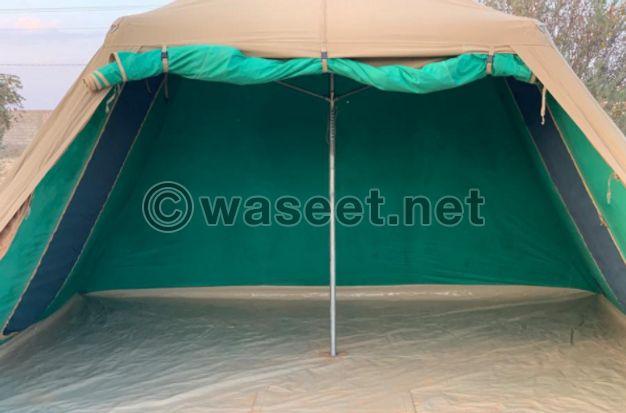 للبيع خيمة البيرق من شركة القاضي