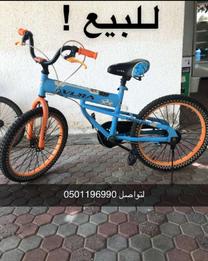 للبيع دراجات هوائية نظيفة