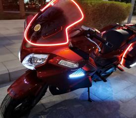 للبيع دراجة CFMOTO 650 TK