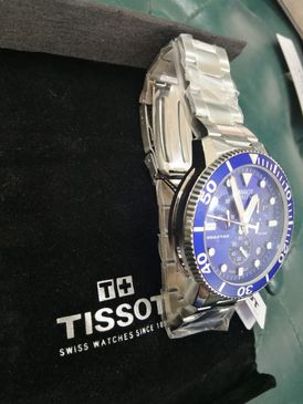 For sale Tissot watch for men special color new
