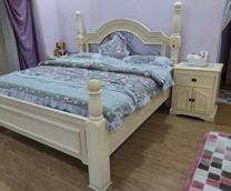 للبيع سرير لشخصين