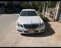 للبيع سيارة مرسيدس e200 موديل 2012