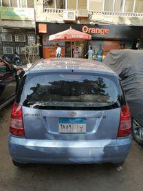 للبيع سياره كيا بيكانتو مانيوال موديل 2006