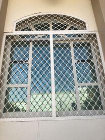 For Sale Aluminum exterior protection windows