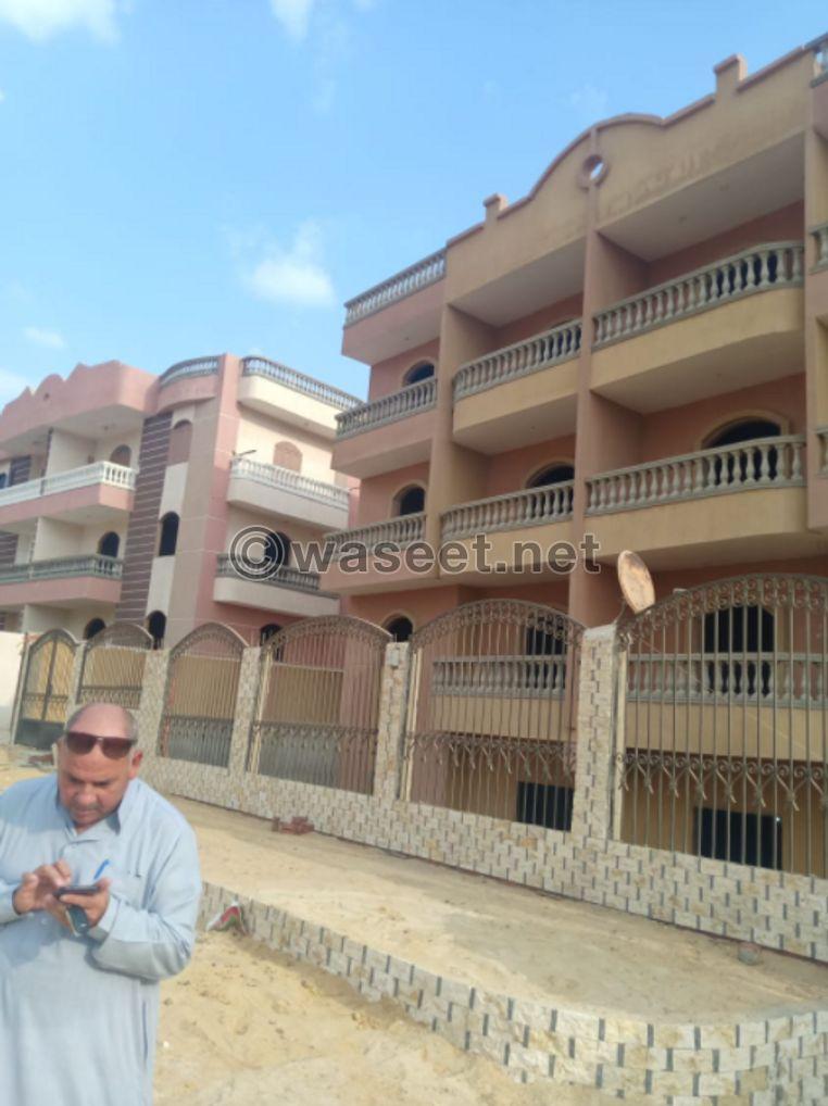 للبيع شقة بمدينة العبور