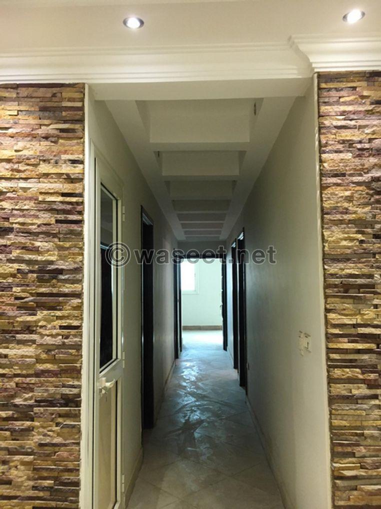 للبيع شقة في المريوطية 9