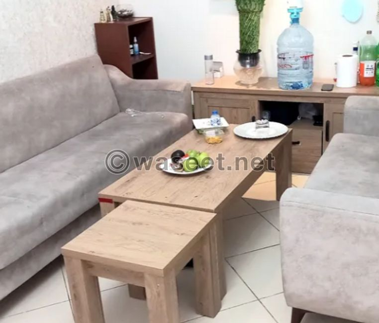 For sale TV and coffee table 0