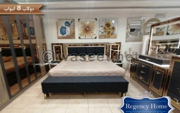 للبيع غرف نوم جديدة