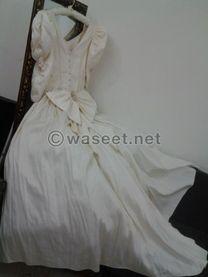 للبيع فستان زفاف $1200