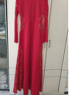 للبيع فستان طويل للسهره 13