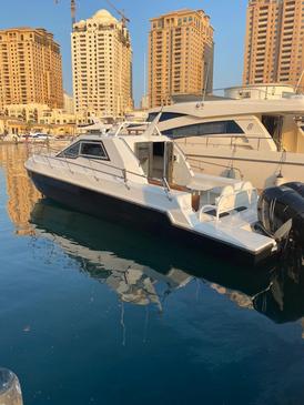 للبيع في قطر يخت حالول الطول ٣٦ قدم