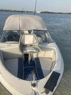 For sale American boat 18 feet bayliner
