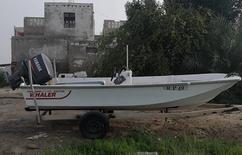 للبيع قارب بوستن ويلر 17 قدم