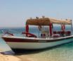 للبيع قارب درازي 9 متر مكاين 100 فور استروك...