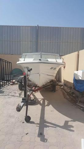 للبيع قارب 25 قدم