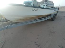 للبيع قارب 27 قدم