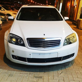 For sale Caprice Royal 2009